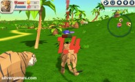 Tiger Simulator: Wild Animals