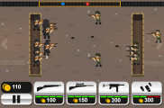 Tiny Rifles: Defense Game