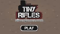 Tiny Rifles: Menu