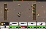Tiny Rifles: Shooting Game