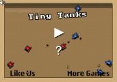 Tiny Tanks: Menu