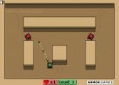 Tiny Tanks: Gameplay Tank Battling