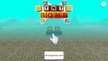 TNT Bomb: Menu