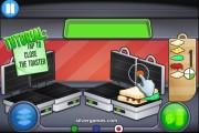 Toastellia: Simulation