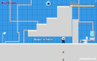 Toilet Rush: Platform Game