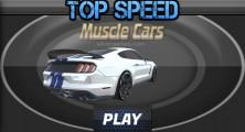 Top Speed Muscle Car: Menu