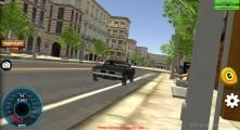 Top Speed Muscle Car: Gameplay Car Crashing