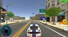 Top Speed Muscle Car: Gameplay Driving Srapping Car