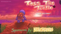 Toss The Turtle: Menu
