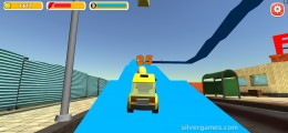 Toy Car Simulator: Gameplay