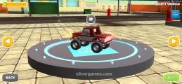 Toy Car Simulator: Select Vehicle