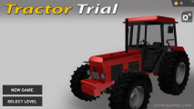 Tractor Trial: Menu Truck Driving