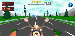 Traffic Tom: Racing
