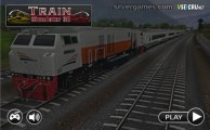 Train Driving Simulator: Screenshot