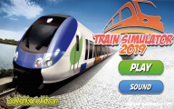 Train Simulator 2019: Menu