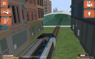 Train Simulator 2019: Train Approaching Station