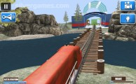 Train Simulator: Gameplay Train Driving