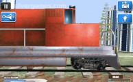 Eisenbahn Simulator: Red Train