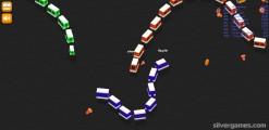 Trains.io: Snakes