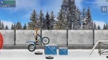 Trials Ice Ride: Gameplay Winter Motorbike