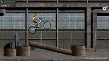 Trials Ride: Gameplay Stunt Motorbike