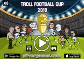 Troll Football Cup 2018: Menu