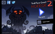 Trollface Quest: Horror 2: Menu
