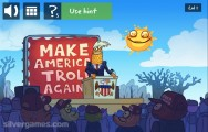 Trollface Quest USA 2: Gameplay Puzzle.game