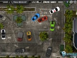 Tropical Police Parking: Parking Game Fun
