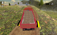 Truck Cargo Driver: Truck Cargo Landscapes