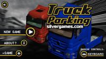 Truck Parking: Menu