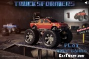 Trucksformers: Menu
