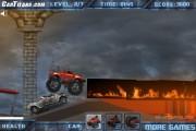 Trucksformers: Monster Truck Fire