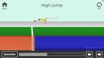 TRZ Leichtathletik Spiele: Gameplay Juming Olympics