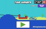 Tube Jumpers: Menu