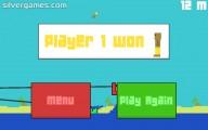 Tube Jumpers: Winner