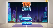 Tug The Table: Menu