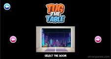 Tug The Table: Room Selection