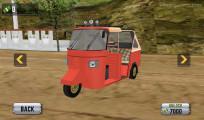 Tuk Tuk Driving Simulator: Car Selection