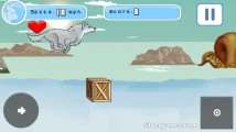 Tundra Run: Gameplay