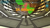 Tunnel Runner: Gameplay Reaction Test