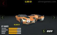 Turbo Drift: Car Selection