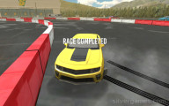 Turbo Drift: Drifting Completed Race