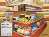 Turkey Cooking Simulator: Supermarket Shopping Turkey