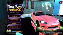 Two Punk Racing 2: Menu