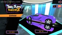 Two Punk Racing 2: Gameplay Car Selection