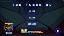 Two Tubes 3D: Menu