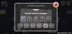 UFO Run: Achievements