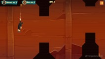 Ultimate Ninja Swing: Spiderman Hanging