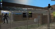 Ultimate SWAT: Menu